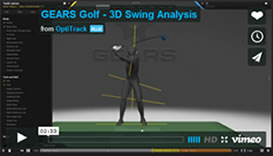 GEARS Golf Swing Analysis